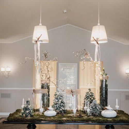 Gallery fotografica allestimento natalizio