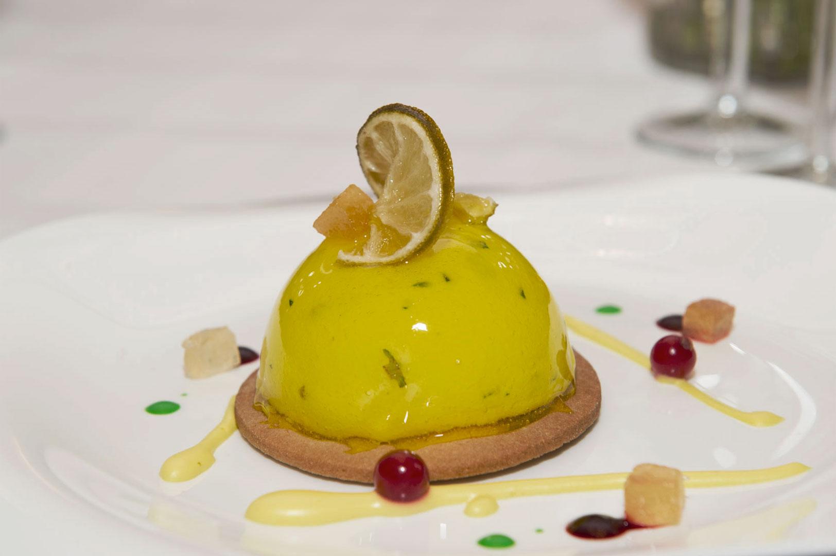 buffet dolci matrimonio limone