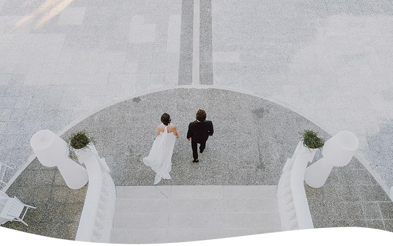 servizi per matrimoni sposi