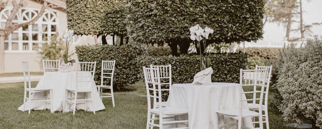 wedding planner puglia giardino